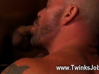 Hot Gay Scene Muscled Hunks Like Casey Williams Enjoy To Get Some Act