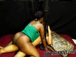 Sensual Sex By Ebony Couple !!