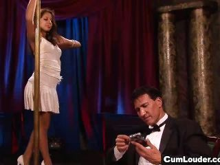 Jynx Maze Fucked Anally As A Slutty Bond Girl