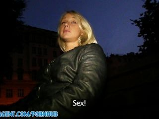 Publicagent Hd Blonde Takes Cash For Sex In A Hotel Room