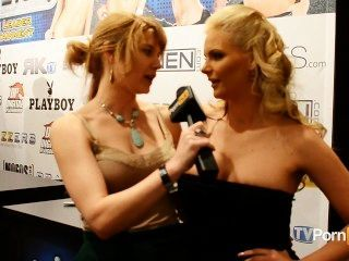 Pornhubtv Phoenix Marie Interview At 2013 Avn Awards