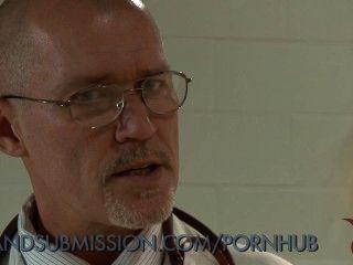 Prison Slut Begs To Get Wrecked