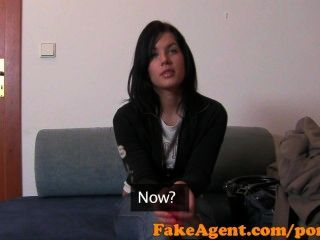 Fakeagent Hd First Time Facial For Student