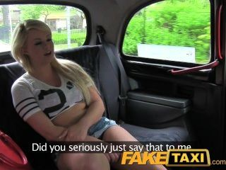 Faketaxi Ass Licking Council Estate Slut