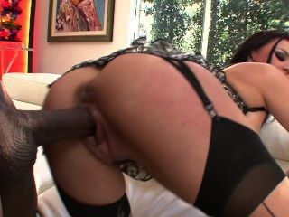 Interracial Anal Blast