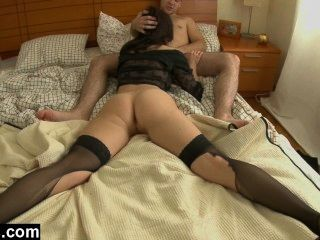 Ripping Through Her Lacy Underwear To Teach Her A Lesson