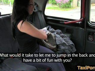 Big Tits Slut Fucking Fake Taxi Driver