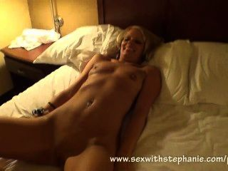Cute Punk Girl Licks A Blonde Beauty