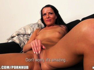 Mofos - Shy Czech Girl Meets The Casting Couch