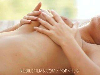 Nubile Films - Bigtit Goddess Whitney Westgate Oiled Up Pussy Rub