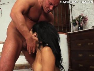 Latina Milf Likes It Rough