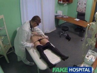 Fakehospital Hot Blonde Gets The Full Doctors Treatment