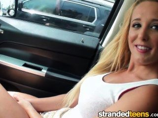 Stranded Teens - Tucker Starr Fucks In The Back Seat