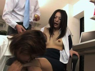 Ol Ni Renzoku Nakadashi - Scene 2