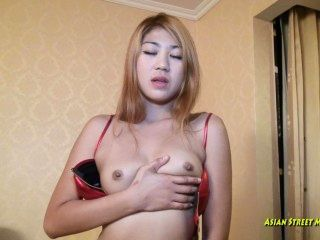 Complicit Asian Slimy Anal Bum Fuck
