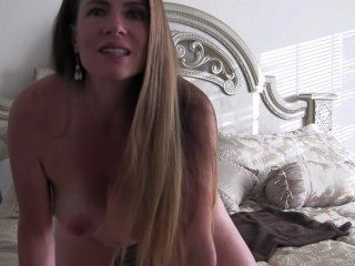 Horny Pregnant Milf Wants You To Cum On Her Swollen Pussy