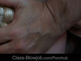 Lolita Taylor Makes Very Tender Skillful Blowjob