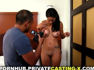 Private Casting X - Latina Pussy Is The Best