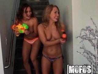 Mofos - Young Teen Orgy