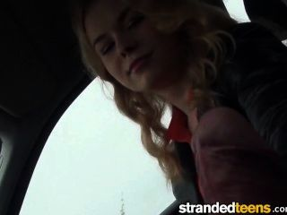Strandedteens - Young Russian Girl Wants The Dick