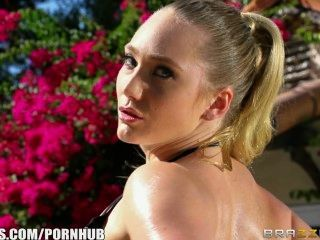 Brazzers - Aj Applegate Loves Anal Sex