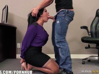 Brazzers - Diamond Kitty Needs Some Office Dick