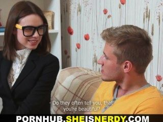 She Is Nerdy - The Sex Geometry