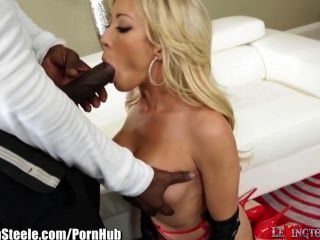 Lexingtonsteele Huge Tits Fucked By Bbc
