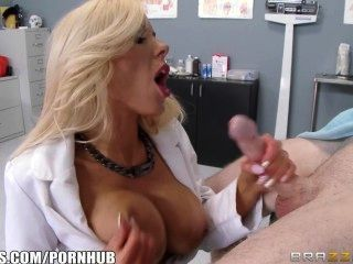 Brazzers - Nina Elle Is One Hot Doctor