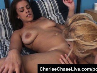 Busty Florida Milf Charlee Chase Loves Latina Tits