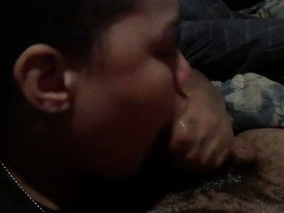 Sucking Cock And Gagging