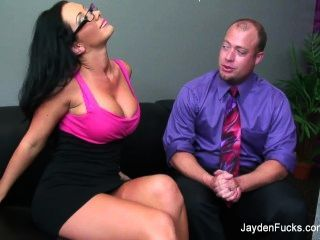 Jayden Jaymes Gets Fucked Hard
