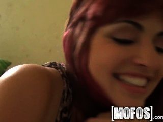 Mofos - Cute Teen Needs A Little Study Break