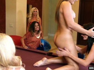Brazzers- Brazzers House Full First Episode -
