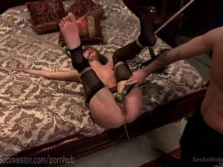 James Deen Fucks Slut Into Submission