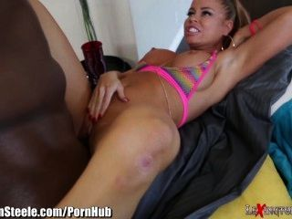 Lexingtonsteele Gets 11inch Meat In Busty Latina