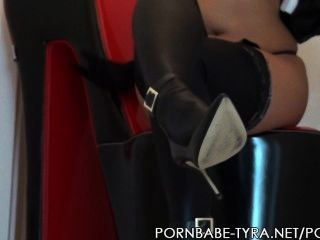 Hot Asian Mistress Pornbabetyra Heels, Foot And Boots Fetish