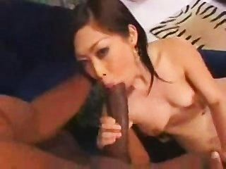 Asian Slut Wants Some Black Cock