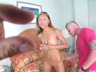 Kara Tai Gets First Time Anal