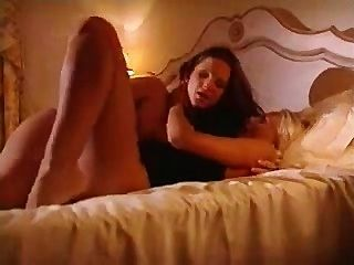 Intense Lesbian Fingering, Licking And Grinding