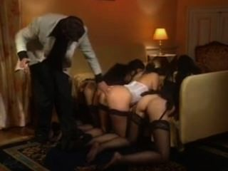 Anal Maids In Nylon Stockings