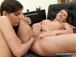 Anal And Vaginal Fisting
