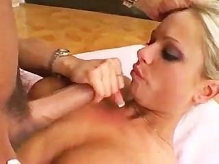 Busty atm euroblonde b