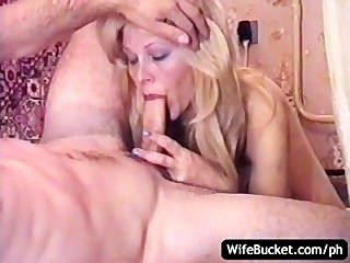 Russian Milf Homemade Fuck Part 2
