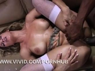 cougar masturbates to daughter getting fucked