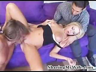Sharing My Wife Katie Morgan