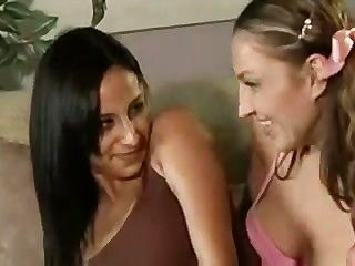Mature And Teen Lesbian