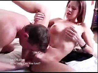 Lisa Marie Begs For His Cum Inside Her