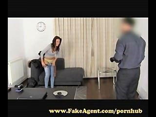 Fakeagent. Dance Teacher Gets Down And Dirty.