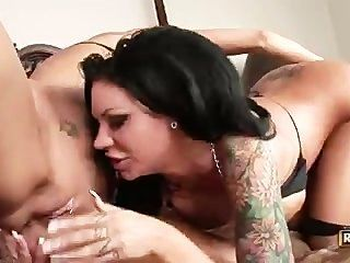 Mason Moore Strap On Fuck
